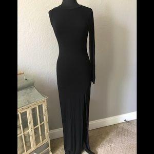 ASOS Brand , Black maxi dress